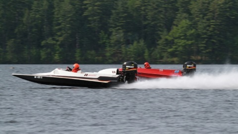 Outboard Drag