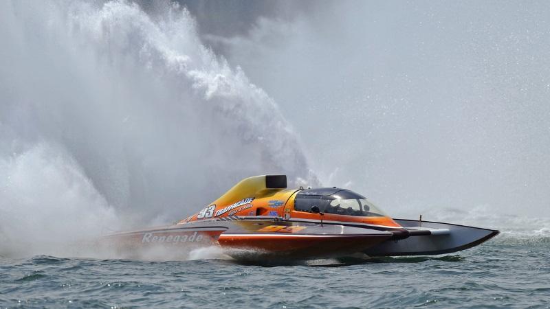 Grand Prix Hydroplane | American Power Boat Association