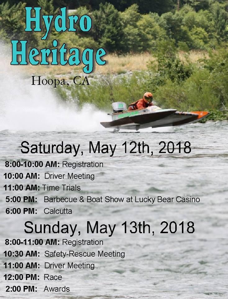 Hoopa Heritage Days