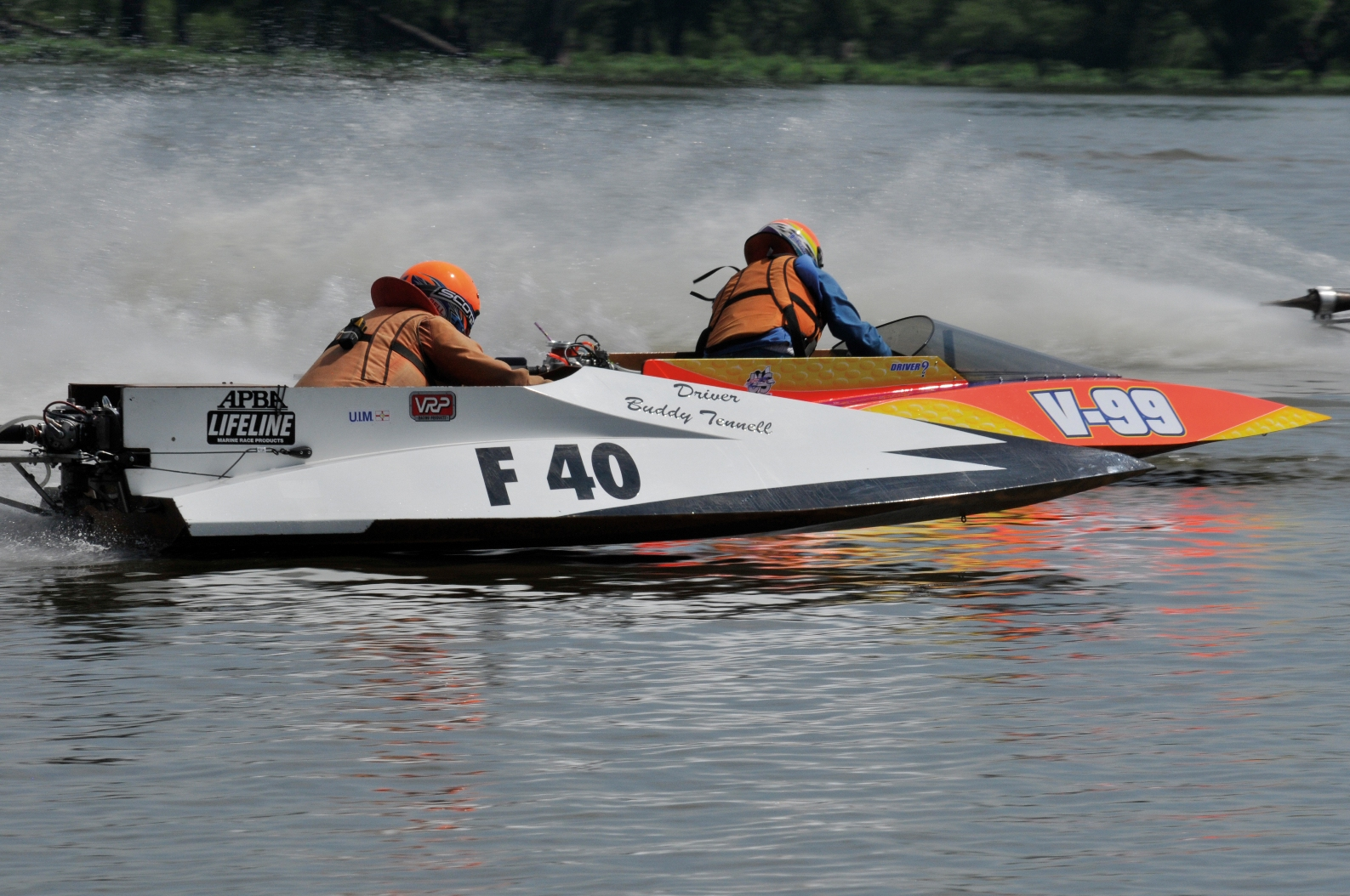 PRO Runabout Racing