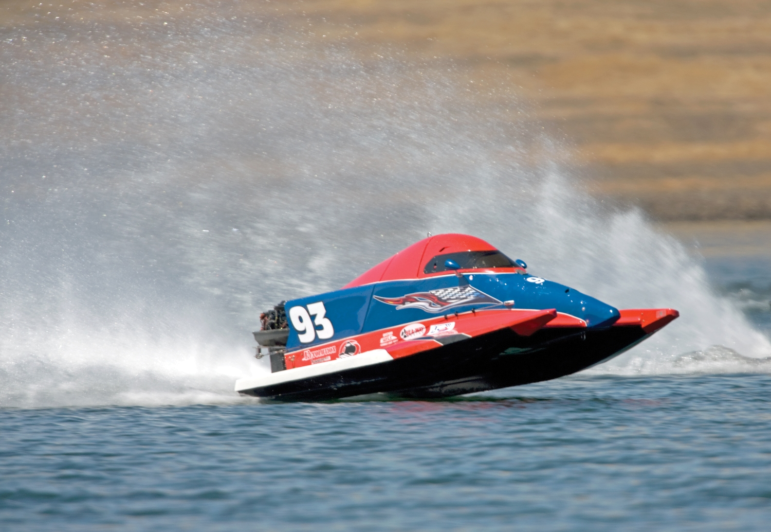 SST45 Powerboat Racing