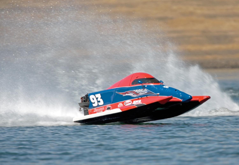 SST45 Powerboat Racing