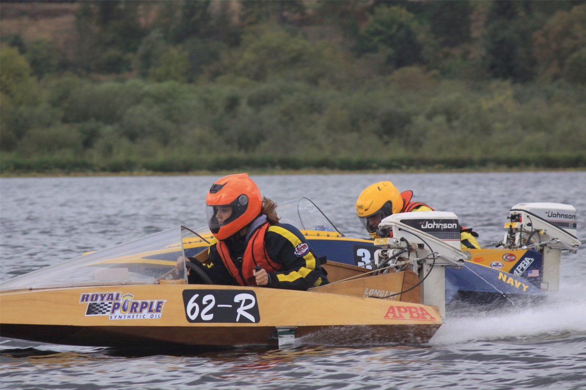 Junior Powerboat Racing