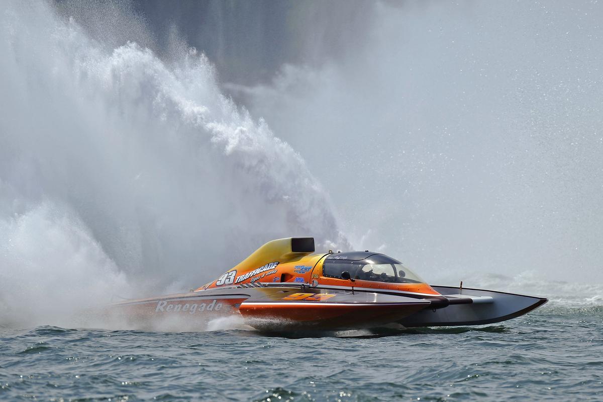 Grand Prix Hydroplane