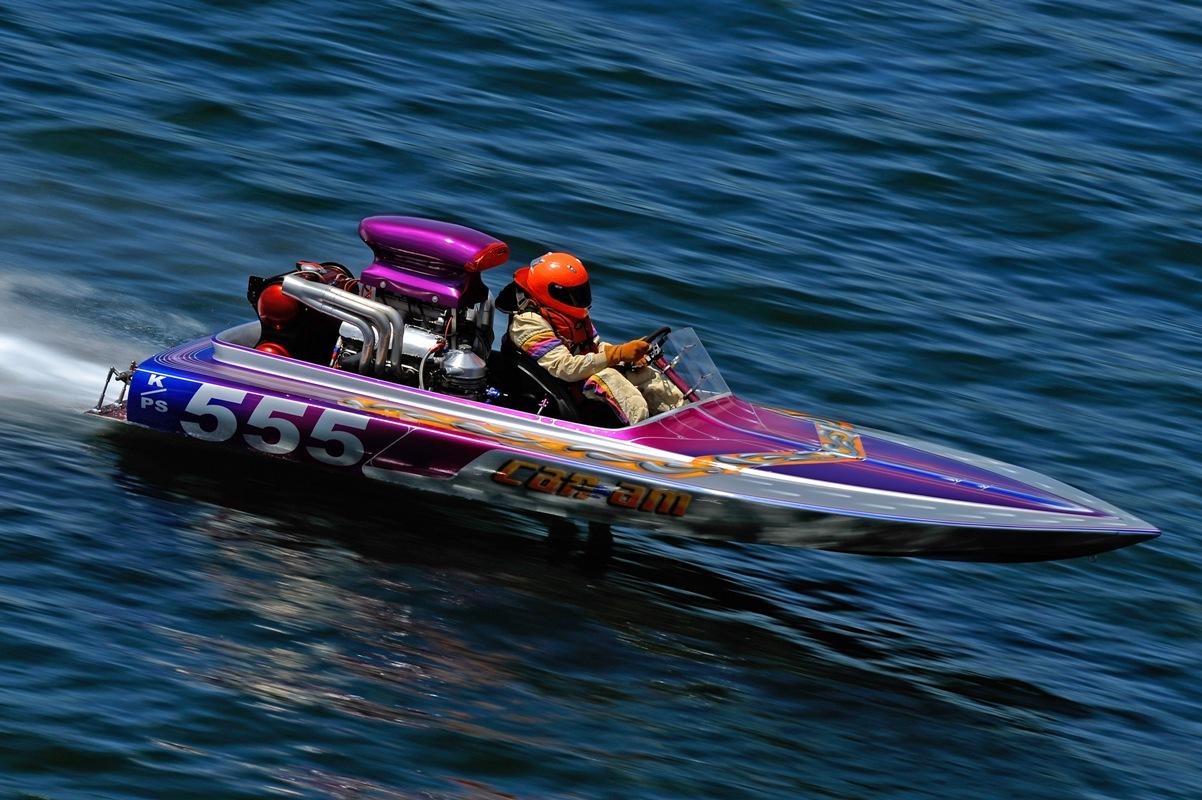 Pro Stock Flatbottom Racing