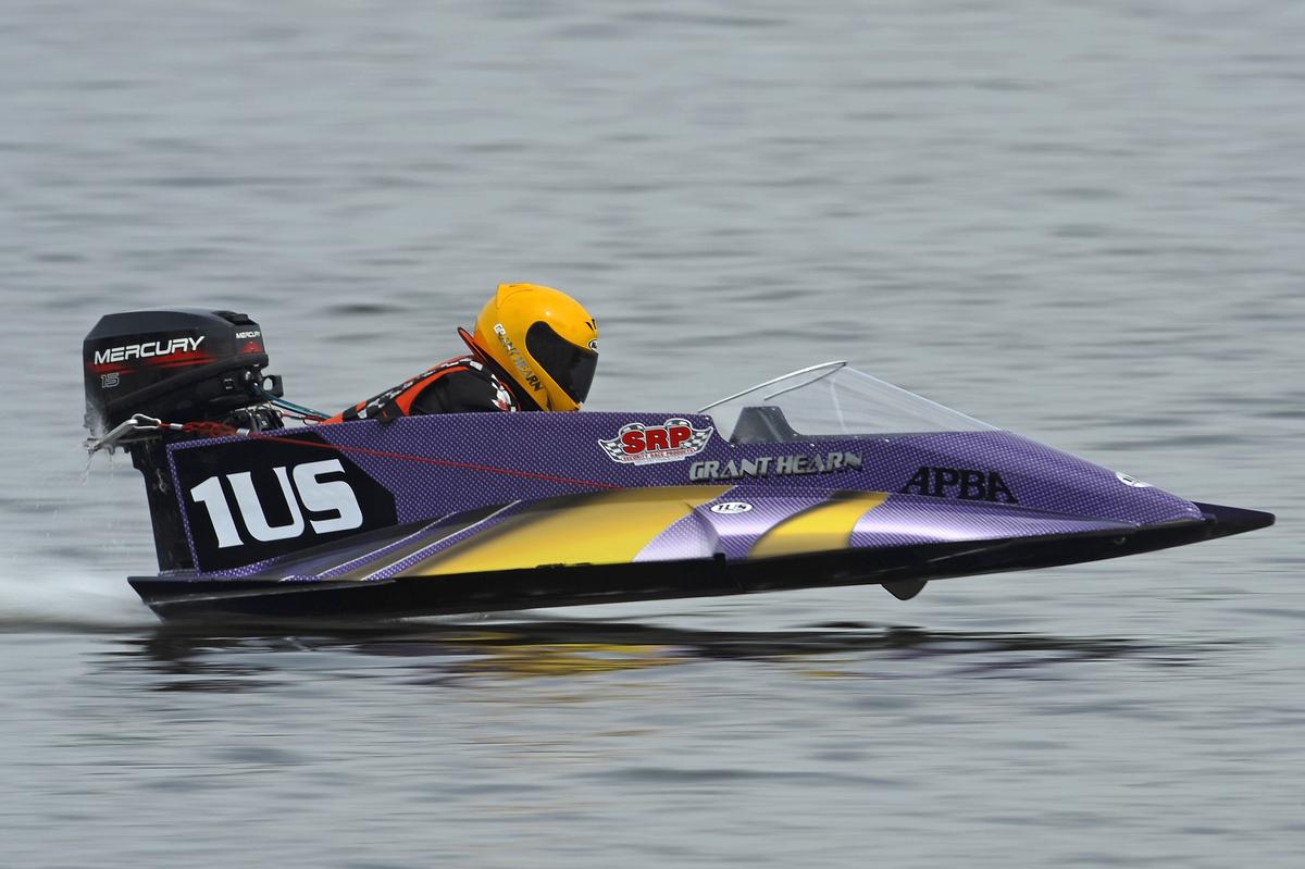 Junior Class Boat Racing