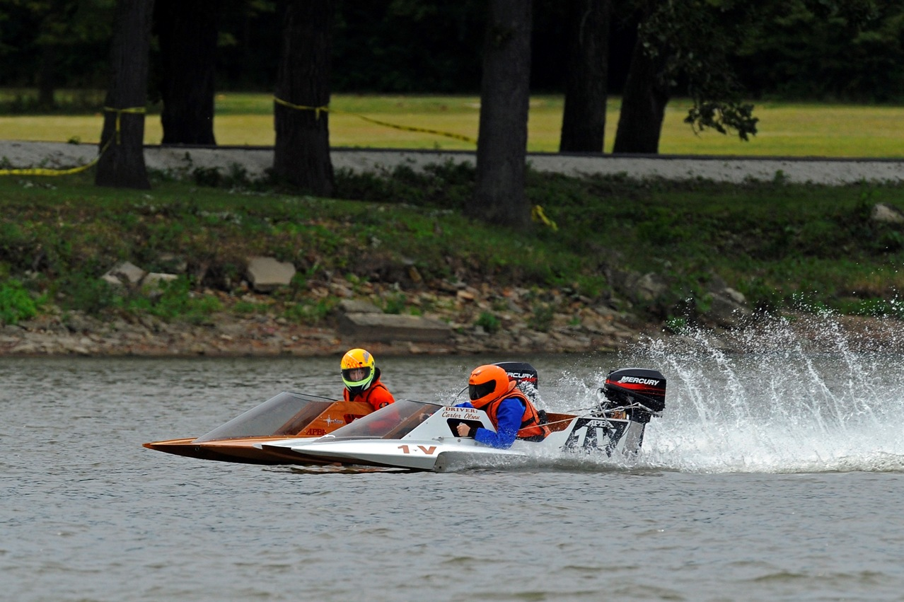Powerboat Racing for Kids
