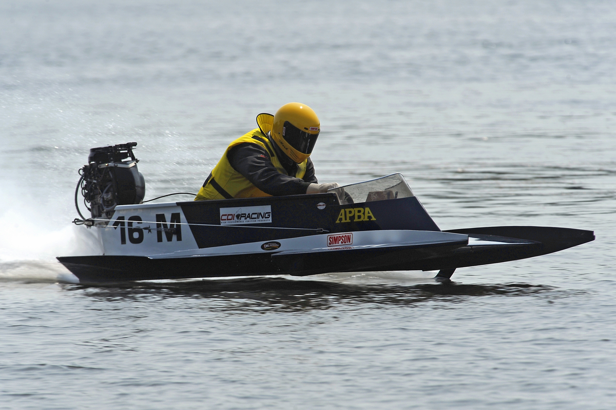 Modified Outboard Racing