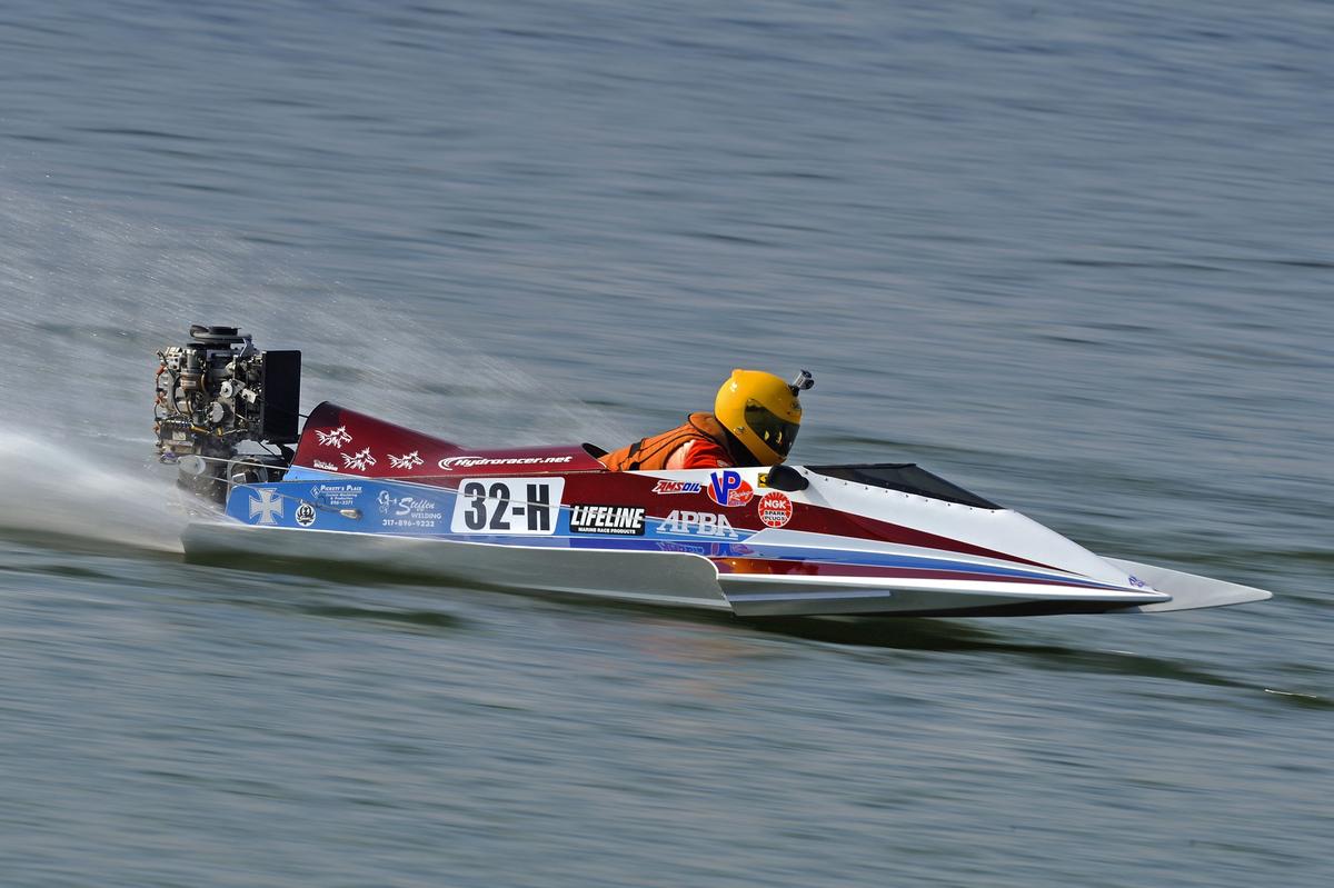 Modified Hydro Racing