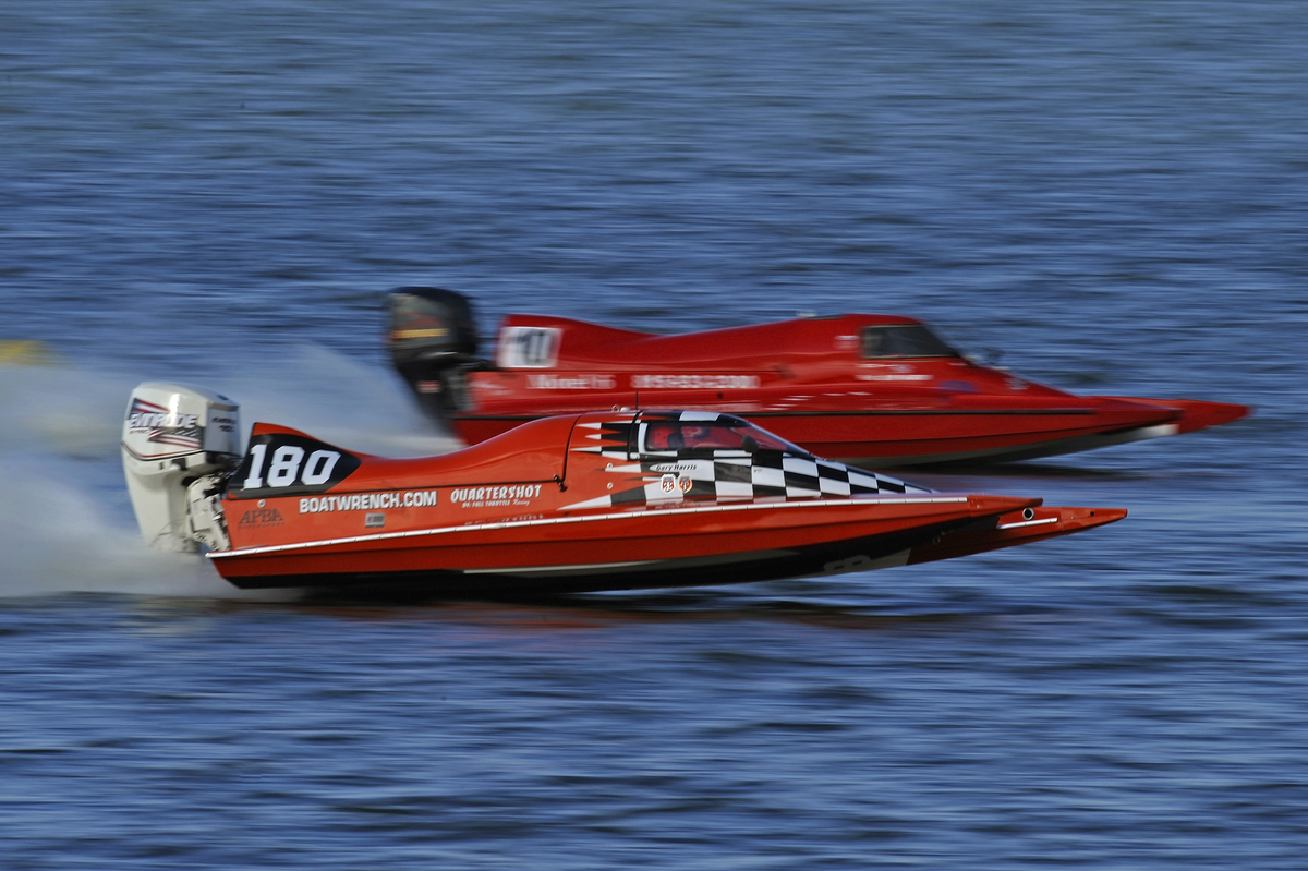 Super Sport Tunnel Racing