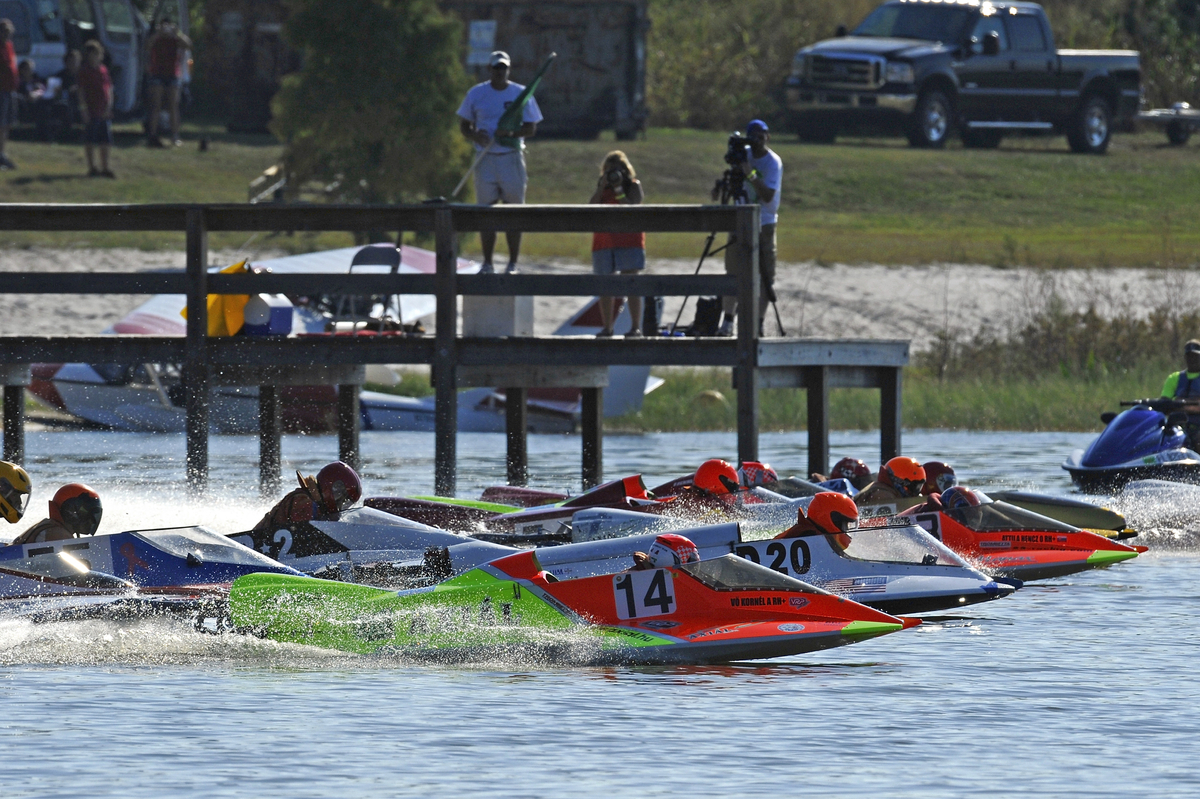 Outboard Pro Racing
