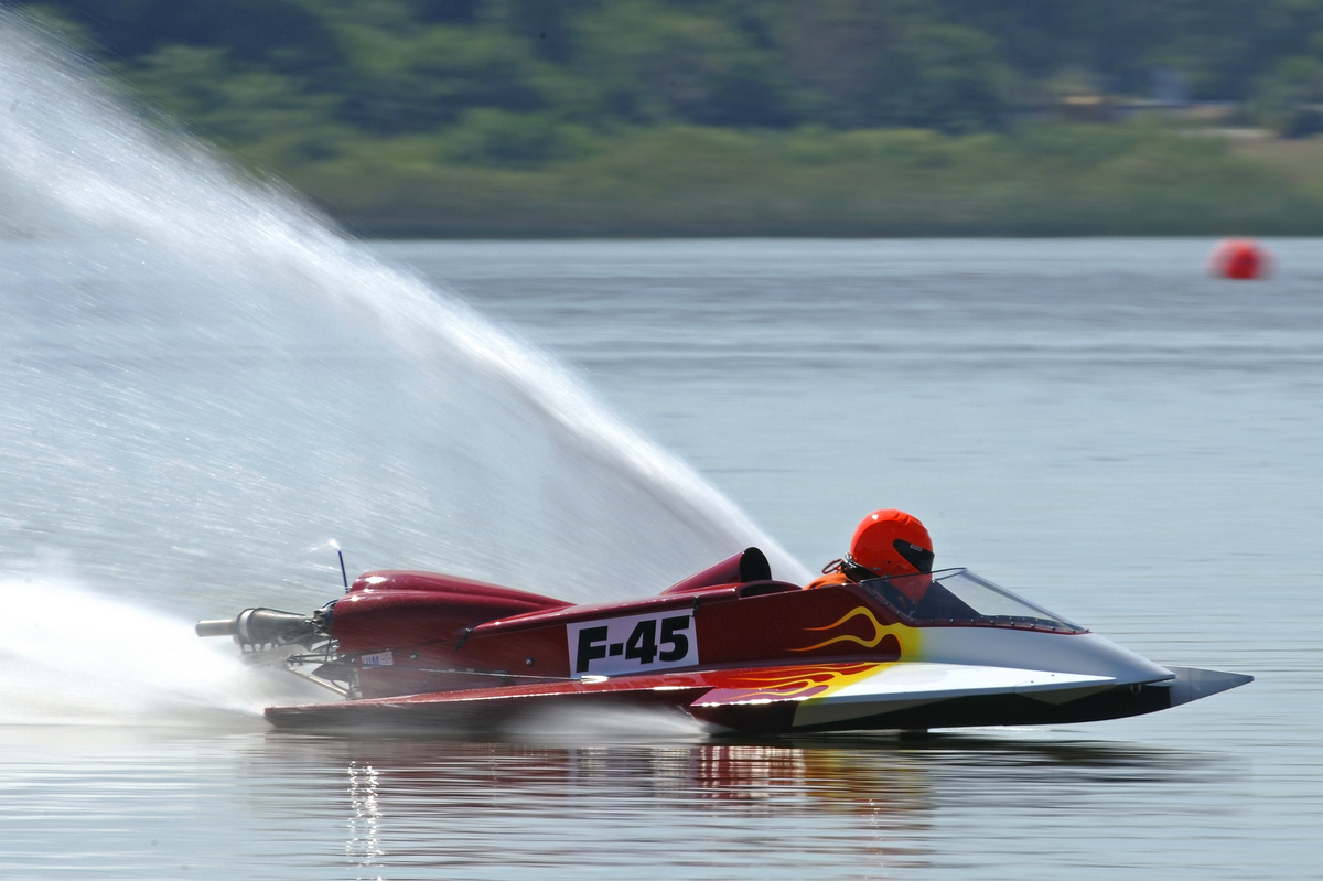 250cc Hydro Racing