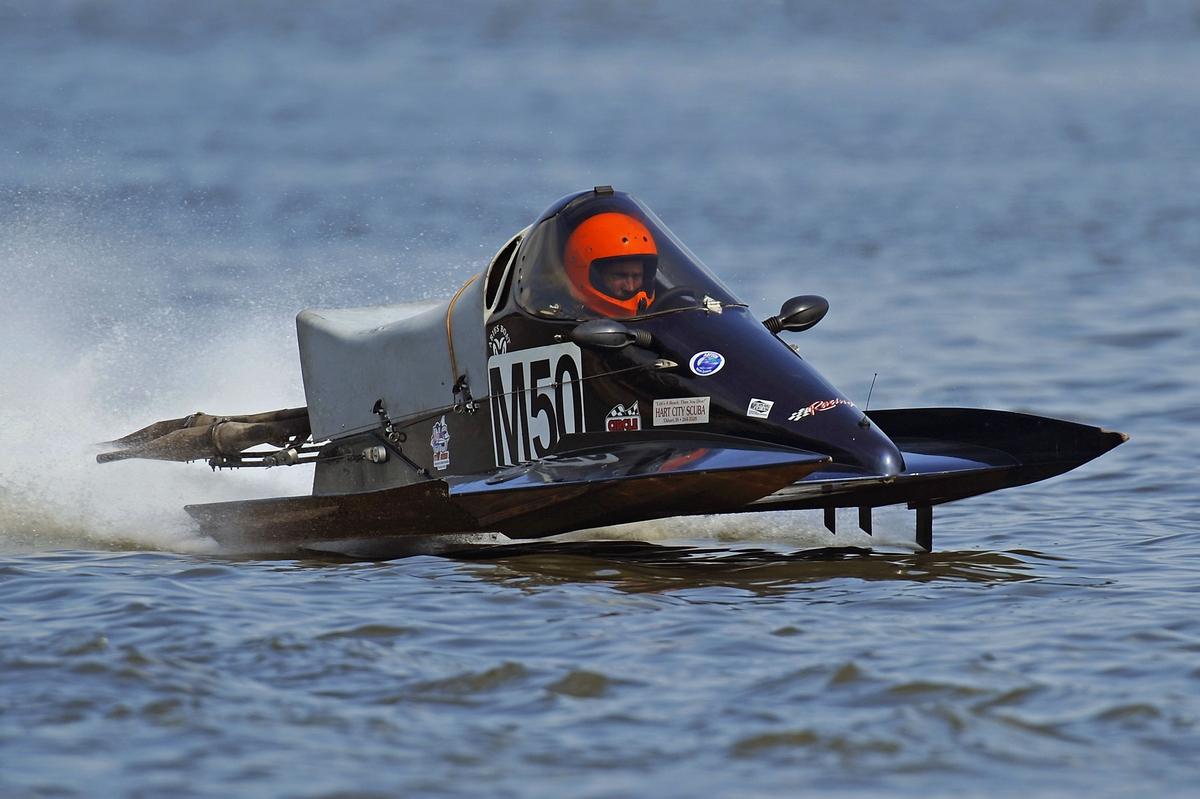 PRO Hydroplane Racing