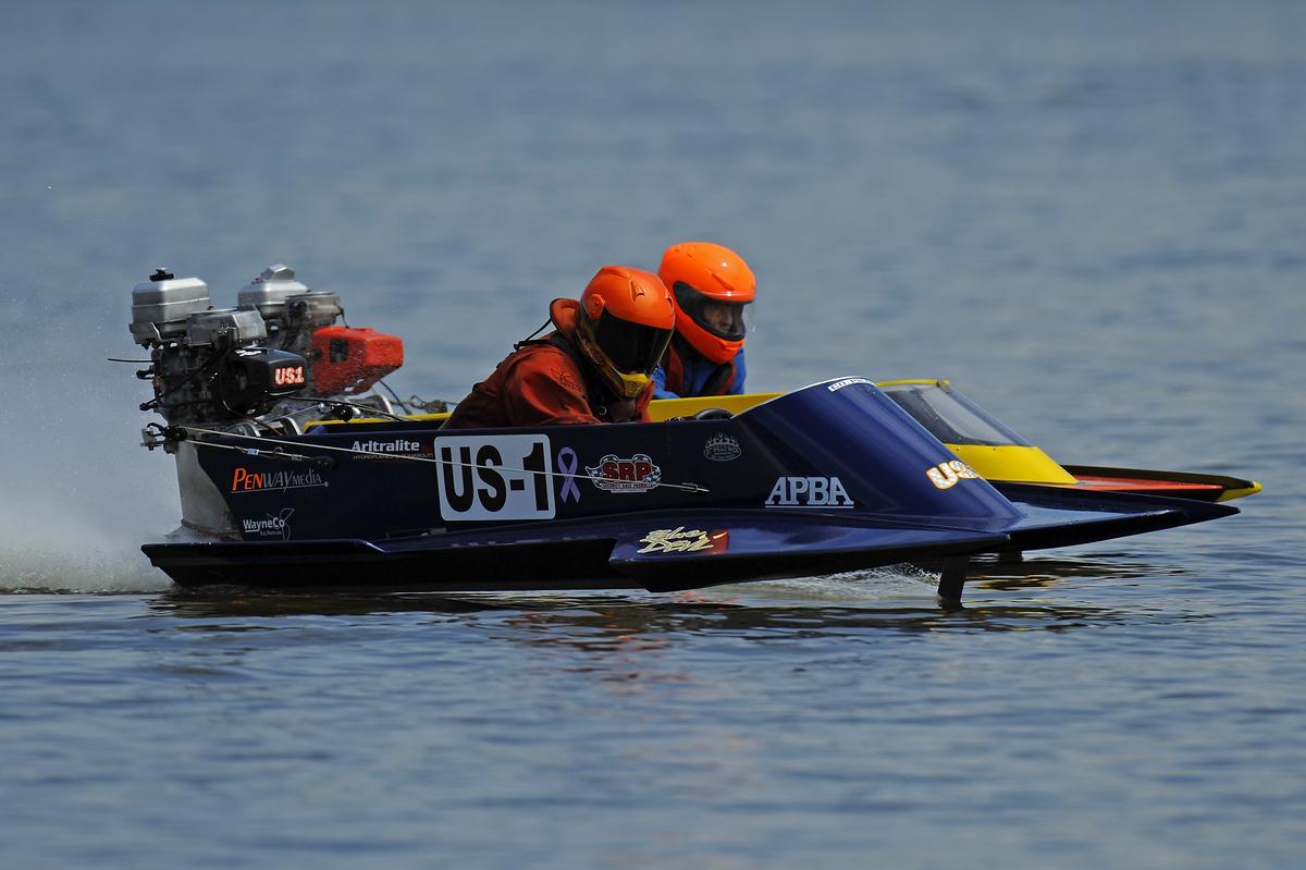 OSY-400 Hydroplane Racing