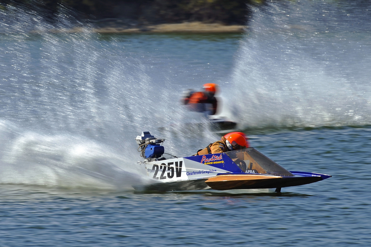 Stock Outboard Racing