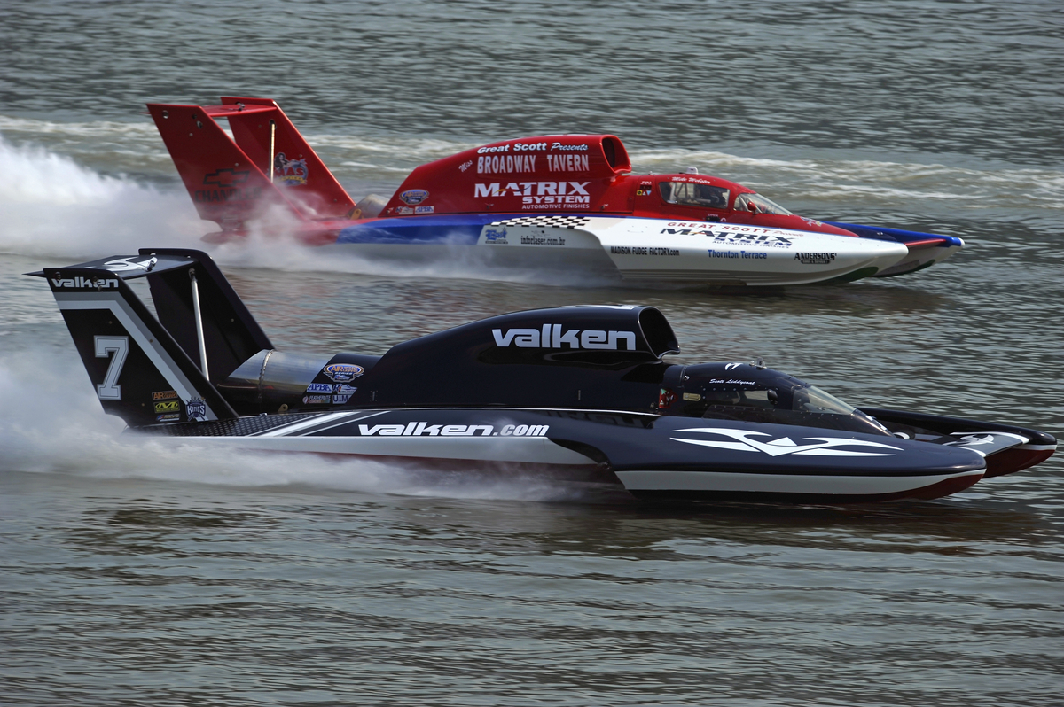 Unlimited Hydro Racing