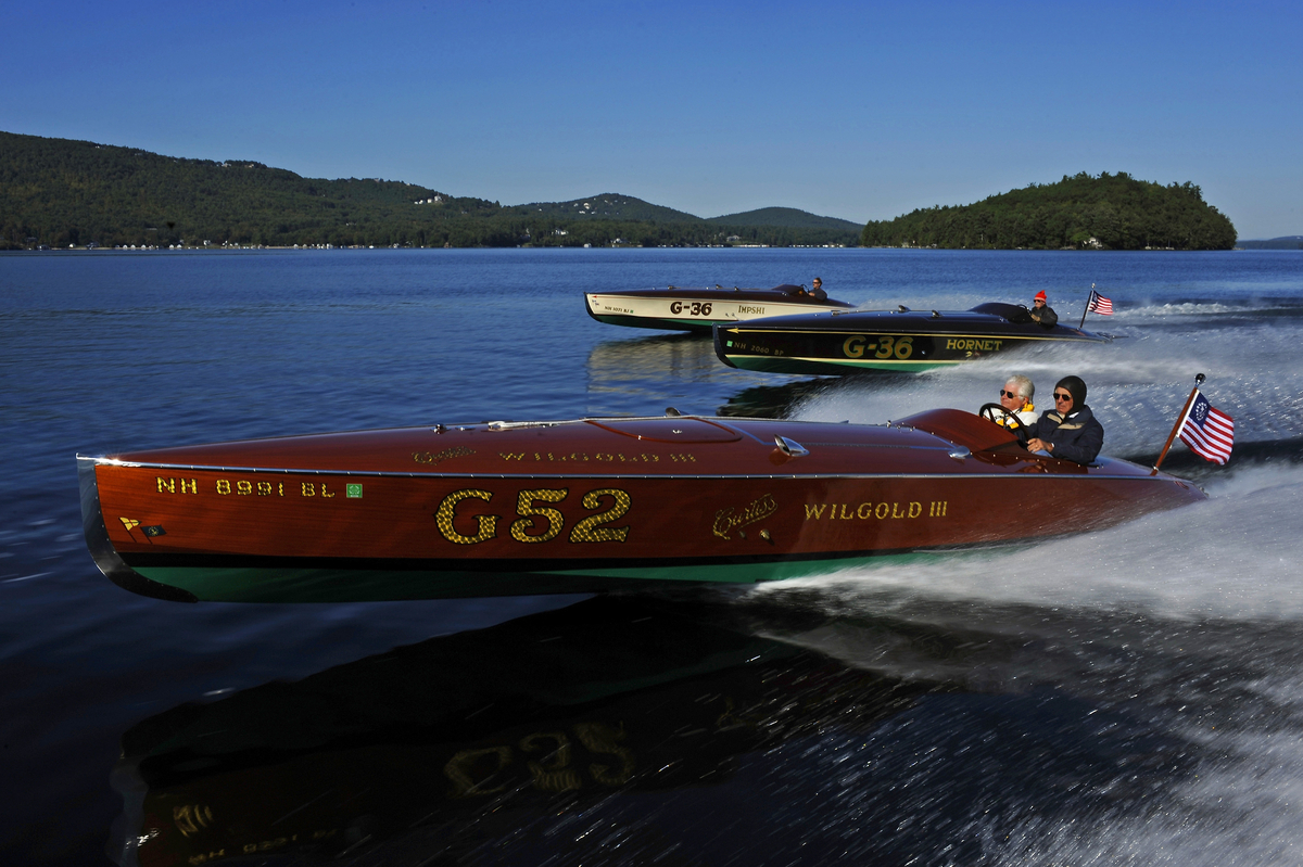 Replica Powerboats
