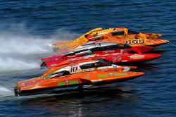 Inboard Hydro Racing